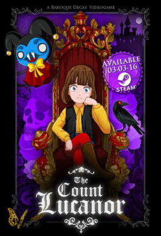 nightmarish indie game by barogue decay games the count lucanor
